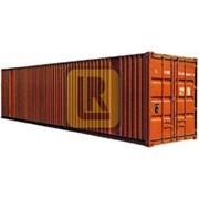 Универсальный контейнер 40 фут фото