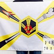 Флаг РХБЗ (70*105) фото