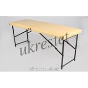 Складной массажный стол Ukrestet Standart фото