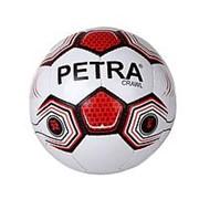 Мяч футбольный Petra FB-1154 Red Sz5 фото