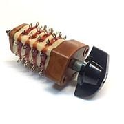 Переключатель галетный П2Г3-4П3Н фото