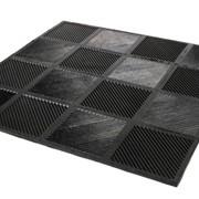 Резиновые грязезащитные коврики. фото