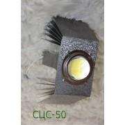 Светодиодный цеховой светильник СЦС-50 фото