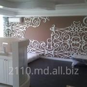 Декор стен в Молдове фото