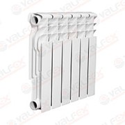 Алюминиевый радиатор Valfex 500 80 10 секций фото