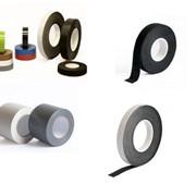 Изоляционные ленты, изолента ПВХ, кабель защитные изолента, ленты звукопоглощающие, оптом от производителя по хорошим ценам фото