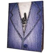 Коробка подарочная для футболки Джинсовый жакет фото