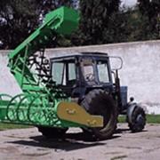 Погрузчик зерна навесной ПЗН-250 фото