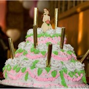 Организация и проведение свадеб и юбилейных торжеств. Кафе. Киев. фото