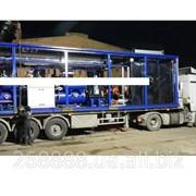 Поставка готовых и строительство мобильных/модульных НПЗ по индивидуальным заказам с объемом переработки до 100 м3 сырой нефти в сутки фото