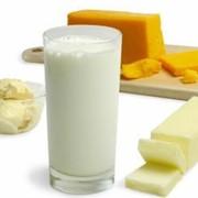 Молочная продукция оптом, молочные продукты, кисломолочная продукция фото