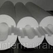 Утеплитель для труб ППС 34х40 мм (для трубы 32) фото