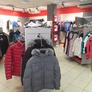 Стойки торговые для одежды фото