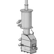 Термический утилизатор УТ500 фото