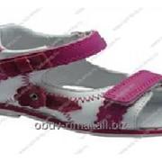 Туфли ортопедические детские, босоножки для девочек фото