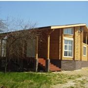 Комплекты деревянных домов, заказать строительство, Киев фото