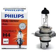 Лампочка авто 12v 55w Галогенная лампа Philips Rally H4 12V (12569RAC1) фото