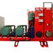 Комплекс работ по устройству холодильных систем промышленного назначения фото