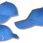 Печать логотипа на кепках, бейсболках, одежде фото