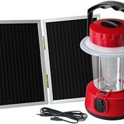 Солнечный светодиодный наружный фонарь SCL24 фото