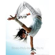 Break dance фотография