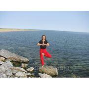 Оздоровительная йога фото