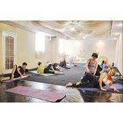 Оздоровительная гимнастика- йога для пожилых людей фото