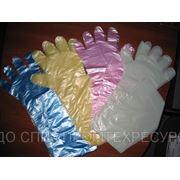 Перчатки для зоотехников и ветеринаров ( акушерская и т. д. ) фото