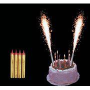 Тортовые свечи фото
