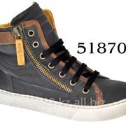 Ботинки 51870Х фото