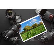 Печать фотографий размером 21х30 на глянцевой бумаге в Алматы. фото
