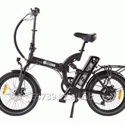 Велогибрид Eltreco TT 500W Spoke matt black фото