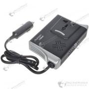 Автомобильный преобразователь тока (350 Вт) с 12В от аккумулятора на 220В фото