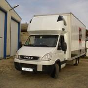 Бокс-спальник для грузовых автомобилей фото