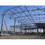 Проектирование, Изготовление и Монтаж металлоконструкций строительного и промышленного назначения! фото