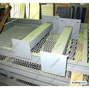 Металлоконструкции грунтовка и окраска Усинск фото