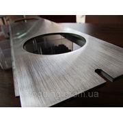Шлифовка алюминия фото