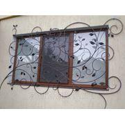 Декоративные,художественные решетки фото