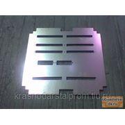 Холодная штамповка листового металла фото