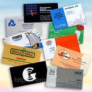 Дизайн и изготовление визиток! фото