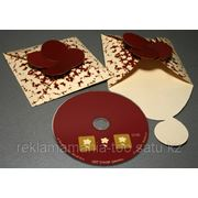 Печать конвертов для дисков фото