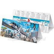 Календарь-домик настольный на 2011 год фото
