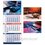 Календарь квартальный настенный на 2011 год. фото
