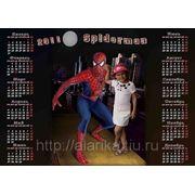 Календарь с Вашим изображением фото