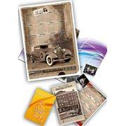 Квартальные, настенные календари, календари-домики фото