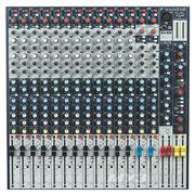 Soundcraft GB2R-12/2 рэковая микшерная консоль 12 моно, 2 стерео, 6 аукс, 2 группы, 100мм фейдер, директ выходы, 12,2кг фото
