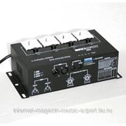 Involight AD8 - диммер 4-х хканальный, 1 кВт на канал, DMX-512, аналоговое 0-10 В фото