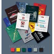 Изготовление пакетов с логотипом на заказ фото