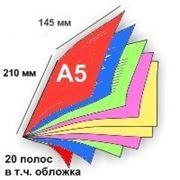 Брошюра А5. Тираж от 1000 шт. фото