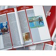 Верстка буклетов, верстка книг, верстка журнала, верстка каталога, разработать дизайн журнала, Киев фото